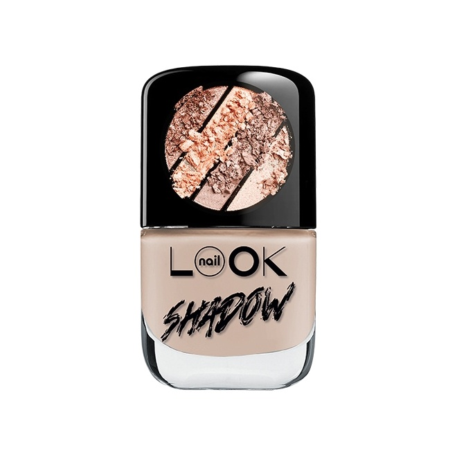 Лак для ногтей TRENDS nail SHADOW Almond Buff VIsageHall