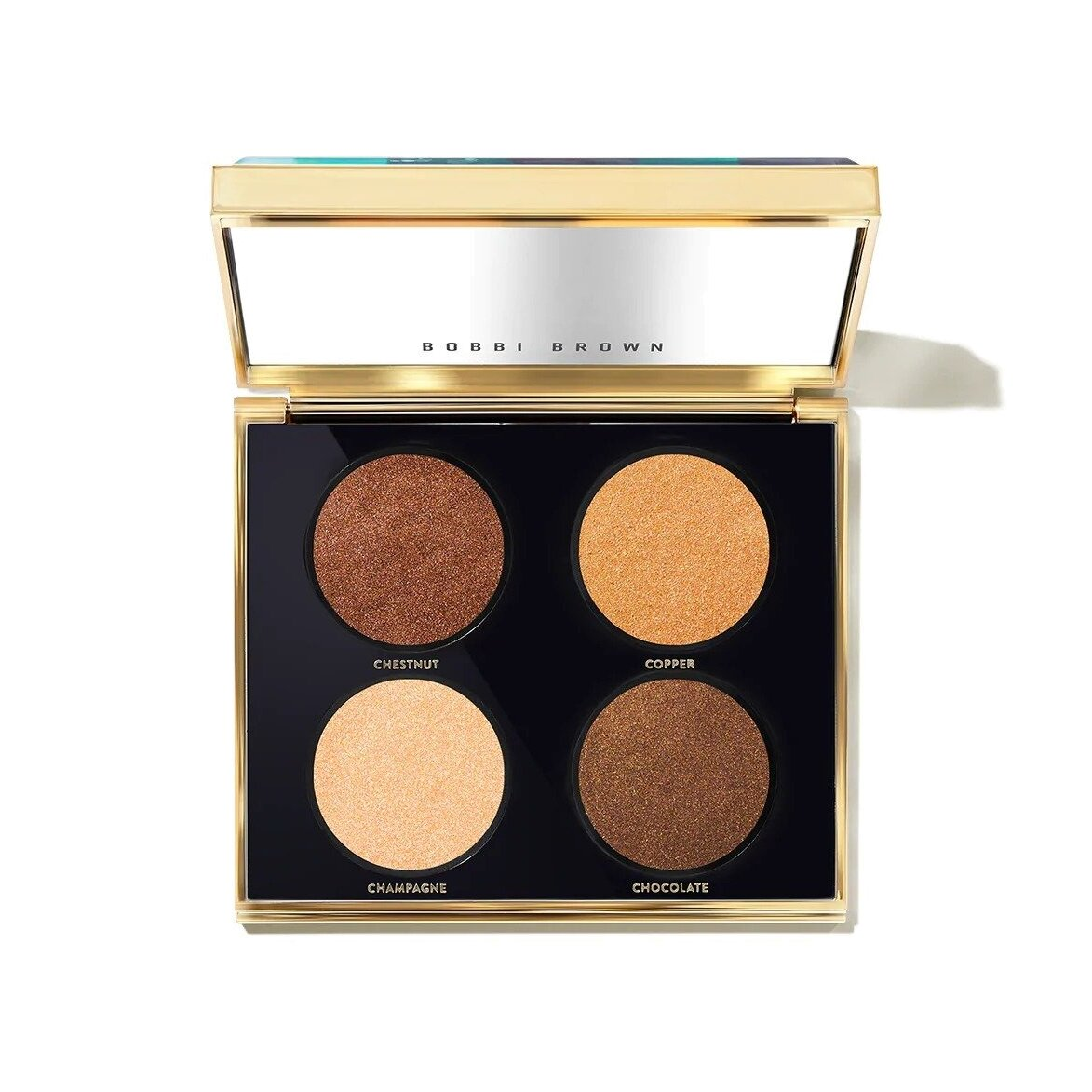 Палитра теней Luxe Encore Eye Shadow Palette VISAGEHALL