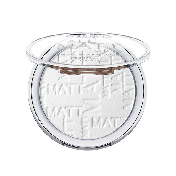 Пудра компактная All Matt Plus Shine Control Powder VIsageHall