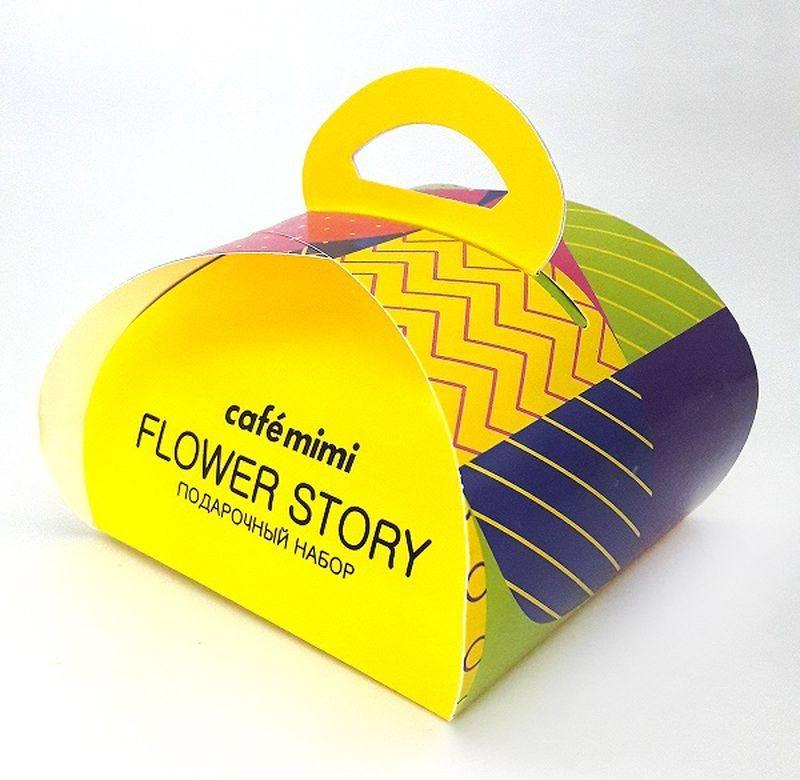 Набор подарочный Flower story 200г